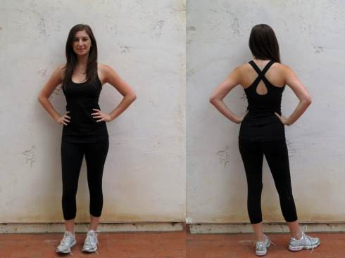 Ellie Workout Clothing Review by Love a la mode