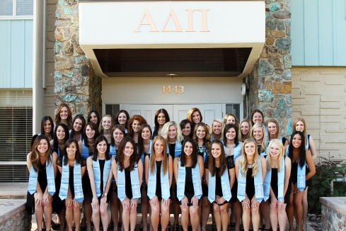 One final sorority squat <3